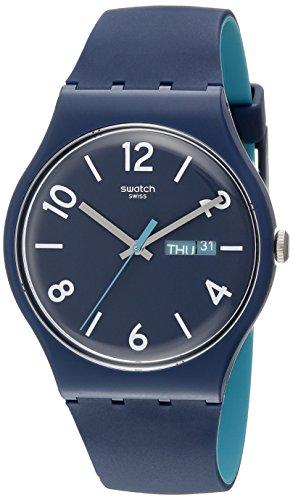 Swatch Unisex SUON705 Originals Blue Watch