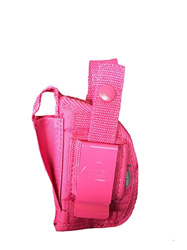 (Pro-Tech Outdoors Pink Holster for Ruger LCP 380 auto WITH LASER)