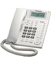 Panasonic Corded Single Line Malaysian Set Telephone KX-TS880MXW-white
