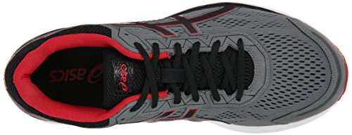 Scarpa Grey 40 Da fortitude Corsa Gel Mix 7 Eu Black Sintetico Asics Red 8IqFawP
