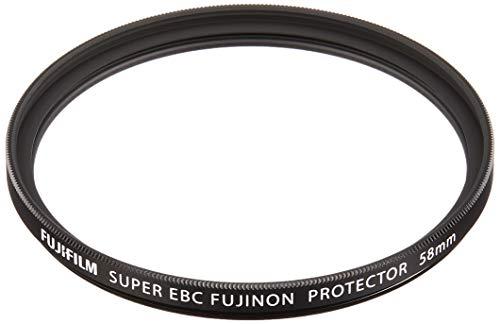 Fujifilm Camera Lens Filter PRF-58 Protector Filter (58mm) ()