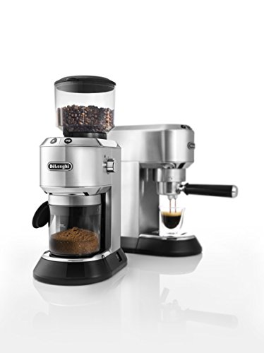 Delonghi America Kg521 Dedica Conical Burr Grinder With