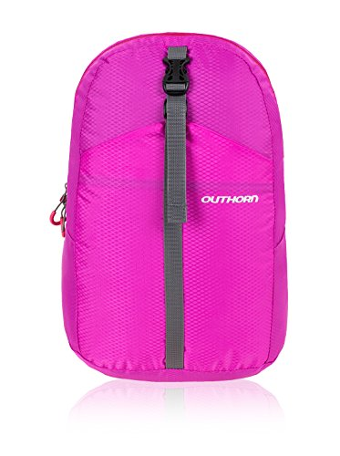 Outhorn  Joybalance - 15 L, Damen Rucksackhandtasche Rosa fuchsia Einheitsgröße