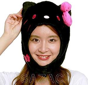 着ぐるみCAP キティ ブラック