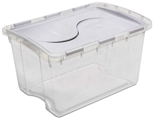Sterilite 19148006 48QT Hinged Store product image