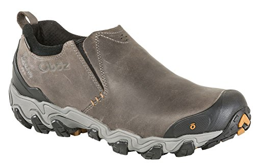 Oboz Big Sky Low Insulated B-Dry Hiking Boots - Men's Flint Gray 11