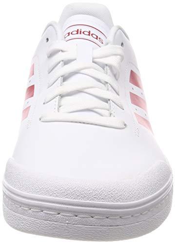 Ftwwht scarle Tennis Adidas Scarpe ftwwht Bianco Da ftwwht ftwwht Uomo scarle 70s Court PvvqwAS
