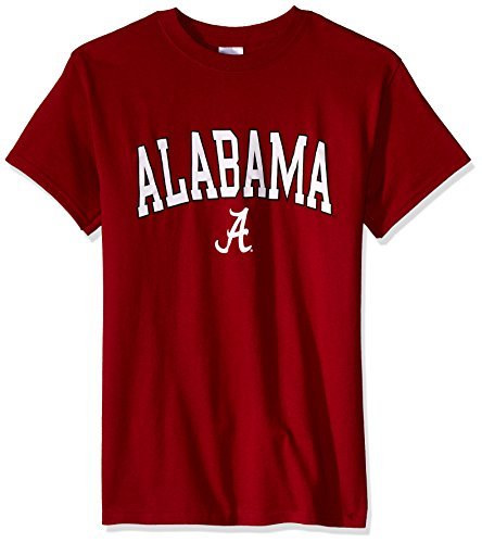Old Varsity Men's NCAA Officially Licensed T-Shirt, Crimson, XX-Large