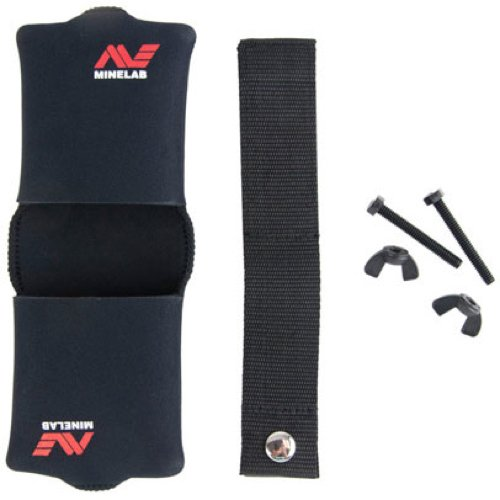 Minelab Armrest Repair Kit for GPX, Sovereign GT and Eureka Metal Detectors (Minelab Metal Sovereign Detector Gt)