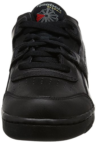 Reebok Mens Workout Plus Cross Trainer Black/Charcoal 0mF2Y