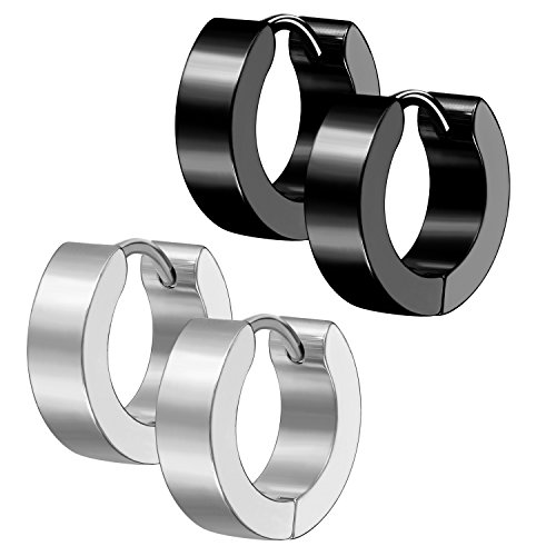 JewelrieShop Jewelry Earrings Stainless Hypoallergenic