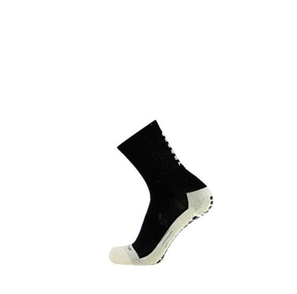 YUANYUAN520 Sock Calze da Calcio Nuove Calze da Calcio Antiscivolo Calze Sportive da Uomo Cotone di Buona qualit/à Lo Stesso Tipo 9 Colori