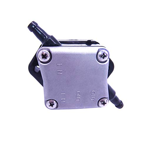 SouthMarine Boat Engine 6C5-24410-00 Fuel Pump Assy for Yamaha Outboard 40HP 50HP 60HP Outboard Motor F30 F40 F50 F60 T50 T60