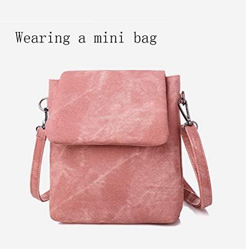 女性のためのバックパックファッションレザーレディースリュックサックショルダーバッグ財布バックパックセット旅行カジュアル