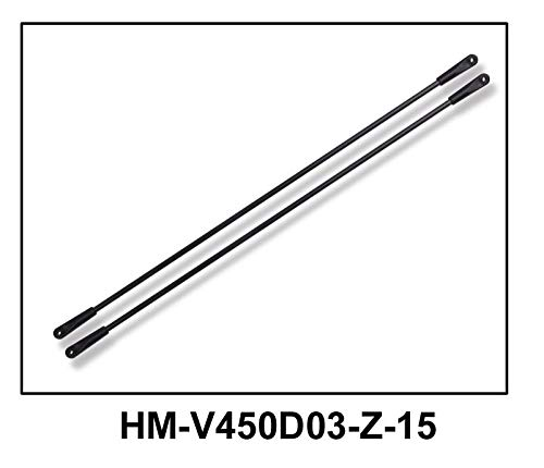15 Tail Strut - Yoton Accessories V450D03 Spare Parts HM-V450D03-Z-15 Tail strut bar