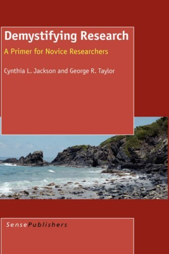 Books : Demystifying Research by Cynthia L. Jackson (2008-04-15)