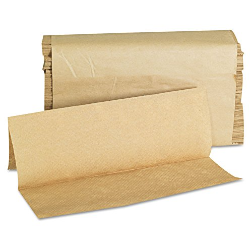 - GEN 1508 Folded Paper Towels, Multifold, 9 x 9 9/20, Natural, 250 Towels per Pack (Case of 16 Packs)