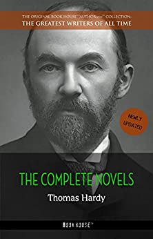 Thomas Hardy Complete Greatest Writers ebook product image