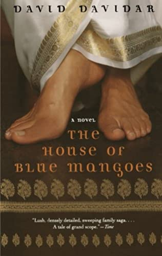 book cover of The House of Blue Mangoes