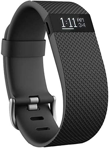 Charge HR Wrist Band Activity Tracker Smart Watch Black Heart Rate