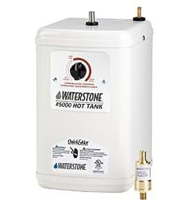 Waterstone 5000 White Waterstone Hot Water Tank - Quick & Hot