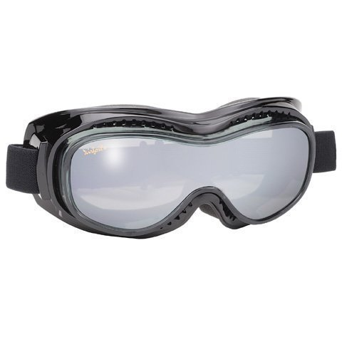 PACIFIC COAST AIRFOIL 9300 SERIES BLACK GOGGLES - SMOKE LENS, Manufacturer: PACIFIC COAST, Manufacturer Part Number: 9300-AD, Stock Photo - Actual parts may vary.