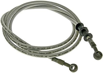Bremsleitung Stahlflex Für Scheibenbremse Hinten Für Gy6 125 150ccm Auto