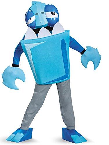 Disguise Frosticon Slumbo Deluxe Costume, Small