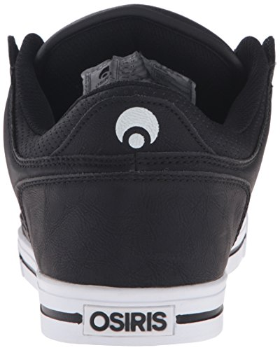 Men's White Black Shoe 5 M US White Black Black Gum Osiris Skate Protocol Pfx4wqPHOd