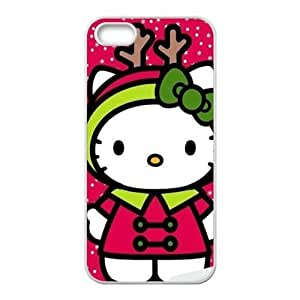 WWWE Hello kitty Phone Case for iPhone ipod touch4 Case