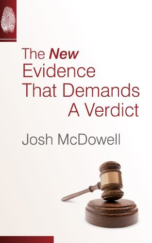 By Josh McDowell The New Evidence That Demands a Verdict (2nd Revised edition) [Paperback] pdf epub