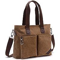ToLFE Women Top Handle Satchel Handbags Tote Purse Shoulder Bag