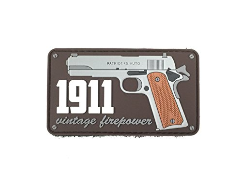 Patriot Patch Co - 1911 Vintage Firepower Velcro Patch