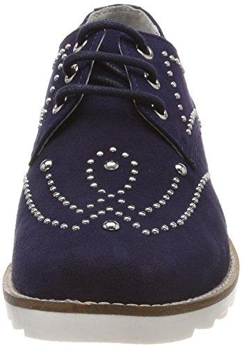 Azul Mujer Tozzi Marco navy Para Premio Zapatillas 23751 xwXYrAYq6