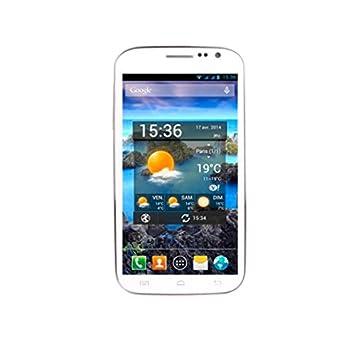"Storex SPhone DC50G 5"" SIM doble 0.5GB 4GB 1550mAh Blanco - Smartphone"