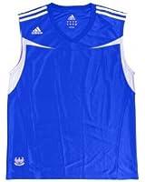 Adidas Boxen blau Weste