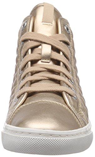 New Femme Club skinc8182 Montants Gold Chaussons A Geox qXAdBwA