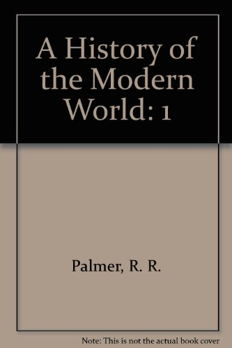 A History of the Modern World to 1815, 9th Edition