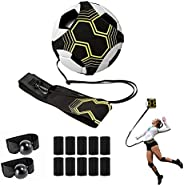 Solo Volleyball Training Equipment, Volleyball Training Belt for Volleyball Individual Practices Serving, Spik