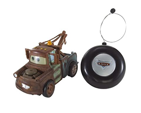 Disney/Pixar Cars Little Rides Radio Control Mater - Rc Little Rides Vehicle