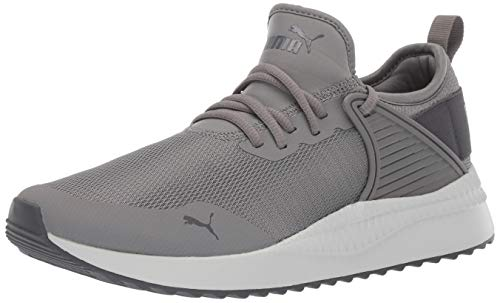 PUMA Men's Pacer Next Cage Sneaker Charcoal Gray-Asphalt 11.5 M US