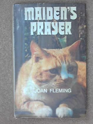 book cover of Maiden\'s Prayer