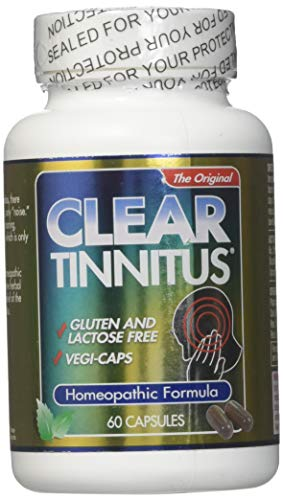 Clear Products Clear Tinnitus (Pack of 2) ()