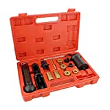 ABN Injector Puller 18pc Injector Removal Tool Injector Tool - Injector Tool Car Repair Garage Installer Tools