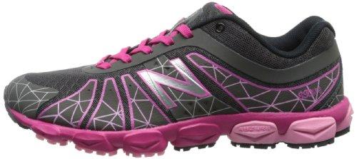 888098068856 - New Balance KJ890 Grade Lace-Up Running Shoe (Big Kid),Grey/Pink,6 M US Big Kid carousel main 4