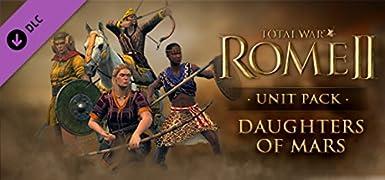 Total War : Rome II - Daughters of Mars DLC [PC Code - Steam]