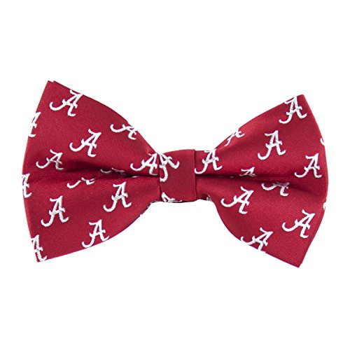 Alabama Crimson Tide Repeat Bow Tie (Crimson Tide Alabama Tie)