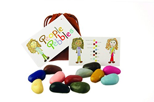 (People Pebbles by Crayon Rocks)