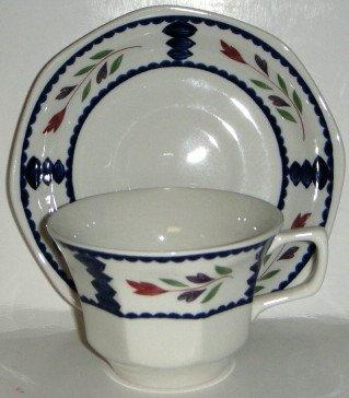 Adams Lancaster Cup & Saucer