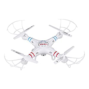 RC Drone with Altitude Mode & Cam